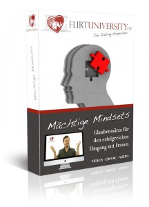 Erfolgreiche Glaubenssätze - die mächtigen Mindsets von Flirtuniversity Trainer Manuel