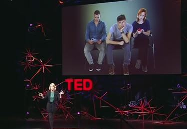 Ted talk online dating