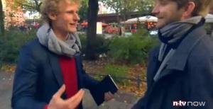 Flirtcoaching in Berlin bei NTV