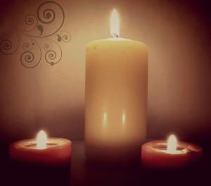 kerzen romantische stimmung im schlafzimmer - Schlafzimmer Kerzen