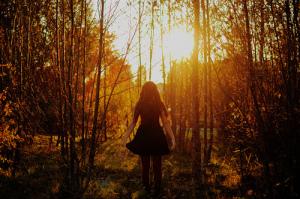 Waldspaziergang-romantische-stimmung-beziehung-beleben-tricks-um-wieder-anziehung-zu-meiner-frau-aufzubauen