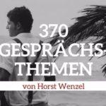 370 Date Gesprächsthemen