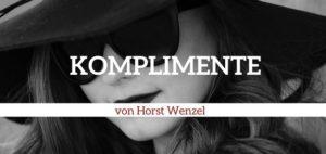 süße Komplimente für Frauen