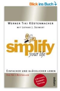 seiwert lothar buch simplify your life erfahrungen und berichte