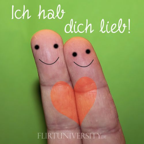 Hab dich lieb + Ich liebe dich-1 Liebeszitate