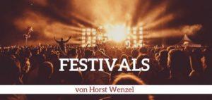 Festival 2019 Deutschland