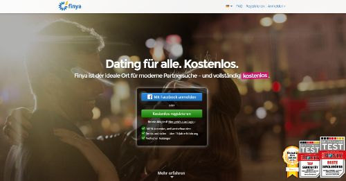 finya.de log in app flirt