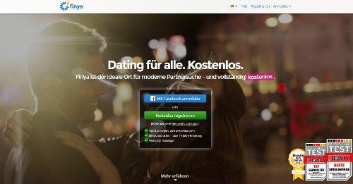 Dating seiten wie finya