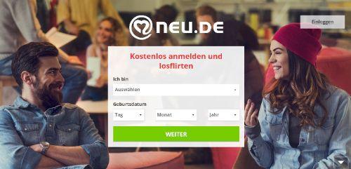 Erfahrungen mit der Partnersuche Plattform Neu.de im großen Singlebörsentest