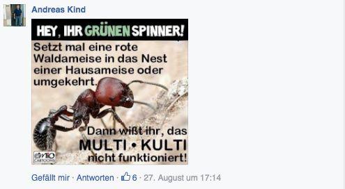 Hetze im Netz - Flirt Profi Horst Wenzel wird wegen Flüchtlingen angefeindet