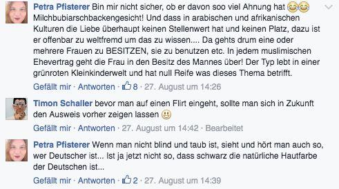 Hetze im Netz - Flirt Seminar für Flüchtlinge von Horst Wenzel wird von Rechten im Netz kritisiert