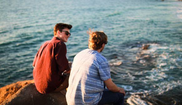 Nice Guy Bekanntschaften Leute finden Männerfreundschaft Freundschaften