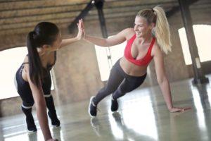 Fitnessstudio Frauen was kann man machen