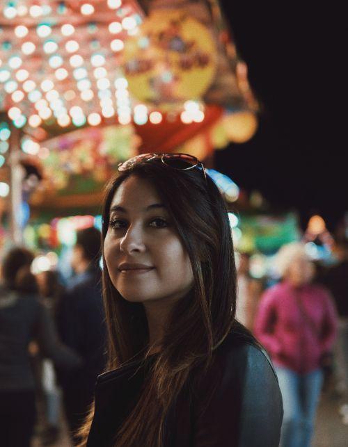 Flirten auf dem oktoberfest