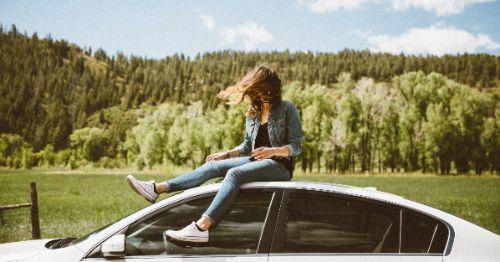Tipps gegen Langeweile Sex im Freien Sex im Wald Selbstbewusstsein steigern alleine sein Narzissmus Neuanfang fühle mich einsam