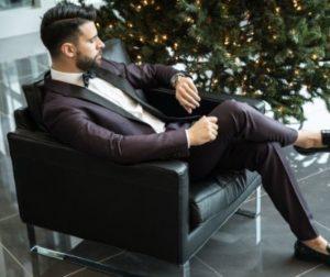 männlicher werden Bartwuchs Männerblog Uhrenarmband Gentleman