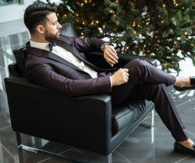 Männerblog Uhrenarmband Gentleman