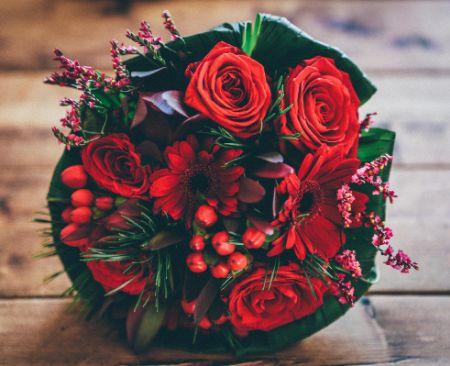 Ex blumen valentinstag