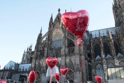 Ein Herz für Köln