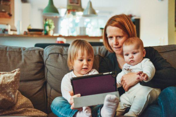 harmonisches Zusammenleben als Patchwork mit Kindern