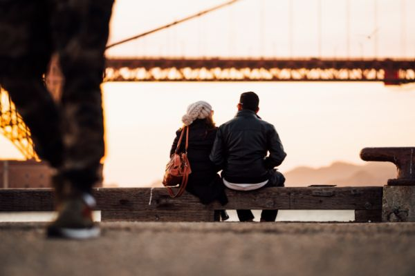 Flirt ältere frau
