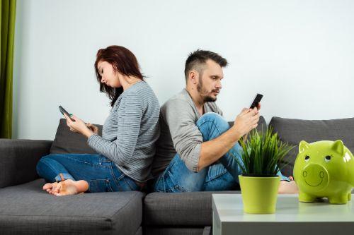 Das Handy als Beziehungskiller