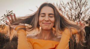 Bist du ausgeglichen und glücklich