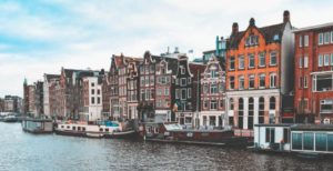 Verbringt ein Romantik Wochenende in Amsterdam
