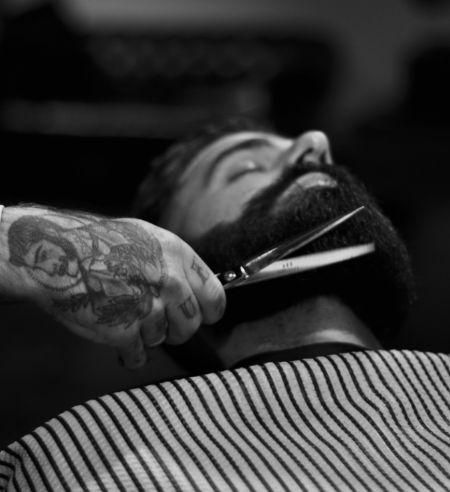 Den Bart wachsen lassen und trotzdem gepflegt aussehen