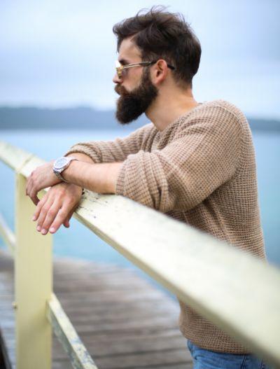 Du möchtest deinen Bart wachsen lassen und männlicher werden