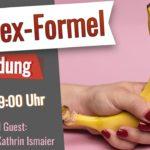 """""""Die Sexformel: Wie du dein Sexleben verbessern kannst"""", Livesendung am 11. März"""
