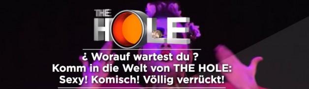 The Hole mit Tom Gerhardt – Eine humorvolle Erotikshow im Herzen von Köln (volle Empfehlung)
