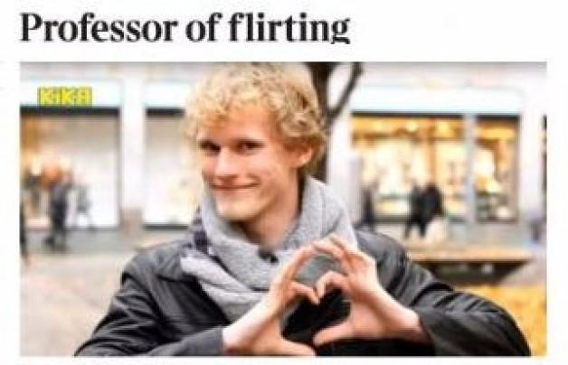 Flirtcoach für frauen