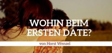 Online dating Das Erste treffen