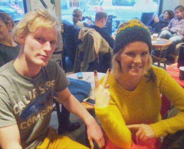 Der Kölner Flirtcoach trifft Monica Ivancan