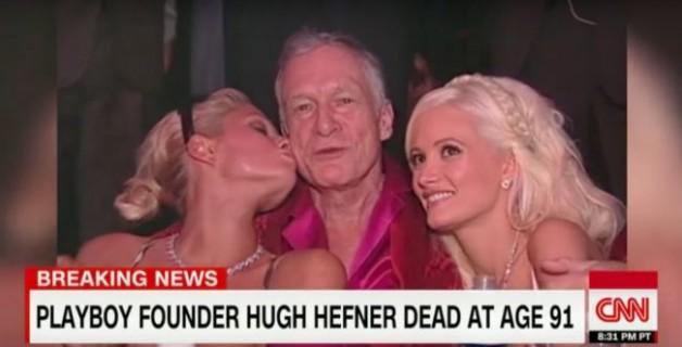 Ein Mann, den die Welt nicht vergessen wird – Nachruf auf Hugh Hefner