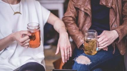 Wie verhalte ich mich beim ersten Date?