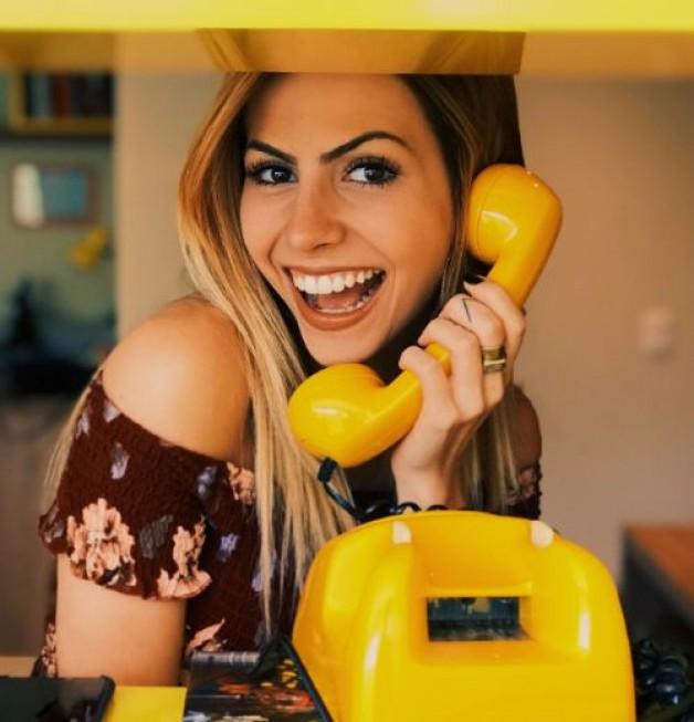 Flirten am Telefon – Auch Stimmen können sexy sein