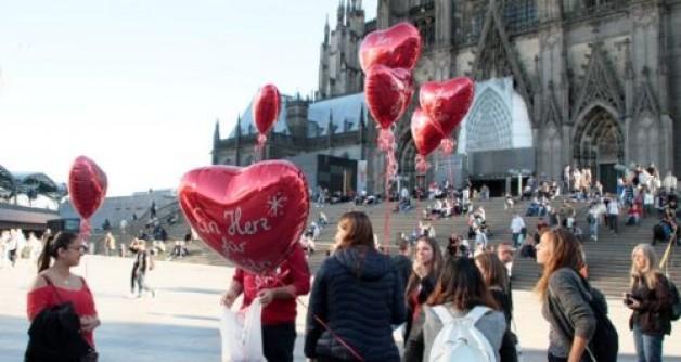 Ein Herz für Köln – Der einzigartige Flashmob