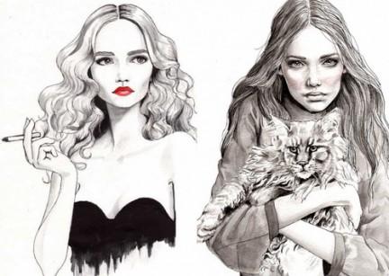 Lockeres Auftreten bei besonders schönen Frauen? Leichter gesagt als getan