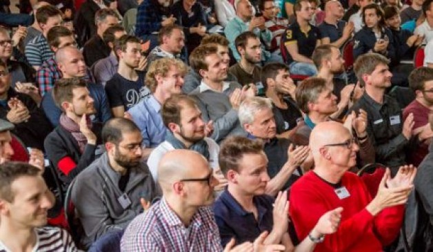 """""""MANN SEIN"""" 2019 – Konferenz in Berlin"""