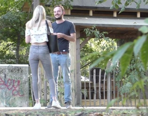 (Neues Video) Spannendes Flirt Beispiel: Vom Vogel angeschissen die Nummer bekommen