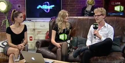 Flirten lernen als Mann – Horst Wenzel bei Nix TV