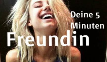 Freundin finden für 5 Minuten – Lustige Rollenspiele als Flirttechnik
