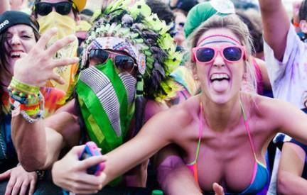 Die 10 Festivals in Deutschland mit dem größten Flirtfaktor